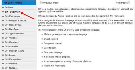 wordpress tutorial point 8 tutorial point c tutorials how to learn