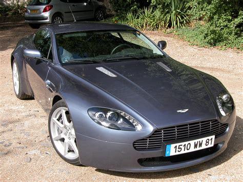 2006 Aston Martin V8 Vantage by 2006 Aston Martin V8 Vantage Overview Cargurus