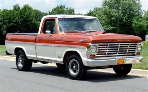 1967 ford truck 1967 used truck classic ford f 100 1967