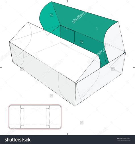 pattern box 694 best vector boxes and packaging templates with
