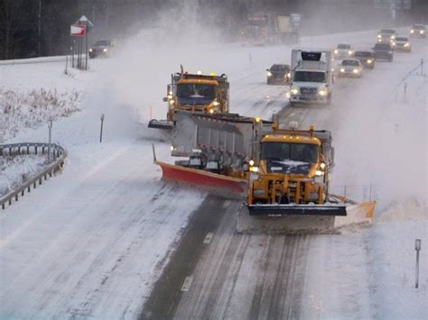Can Pull A Plow by Now In On Wny Highways Tow Plows Wkbw