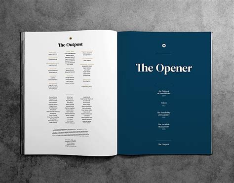 design inspiration page layout editorial design inspiration the outpost 187 we love