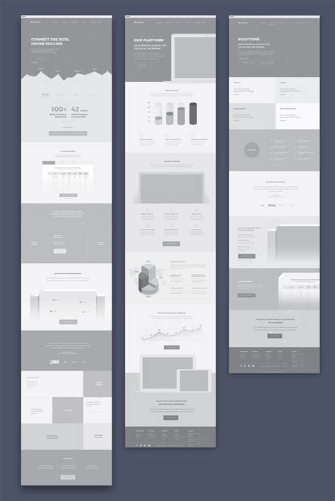 how to wireframe using 960 gs illustrator 210 best wireframes and prototype development images on
