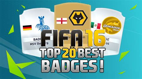 fifa 16 top 20 best badges