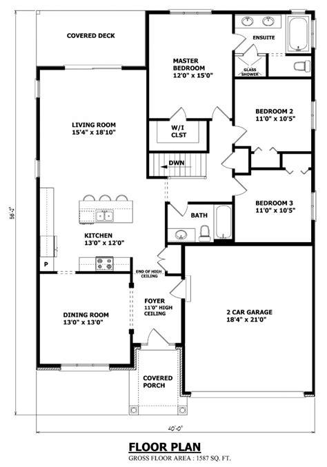 Nice Raised Garage Floor #4: ONTARIOPLAN_0001_850_1215.jpg