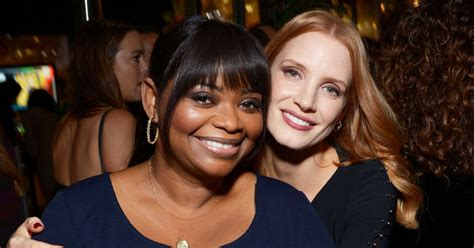 octavia spencer jessica chastain comedy jessica chastain octavia spencer to star in holiday comedy