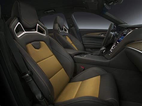 Cadillac Cts V Interior by 2017 Cadillac Cts V Price Photos Reviews Features