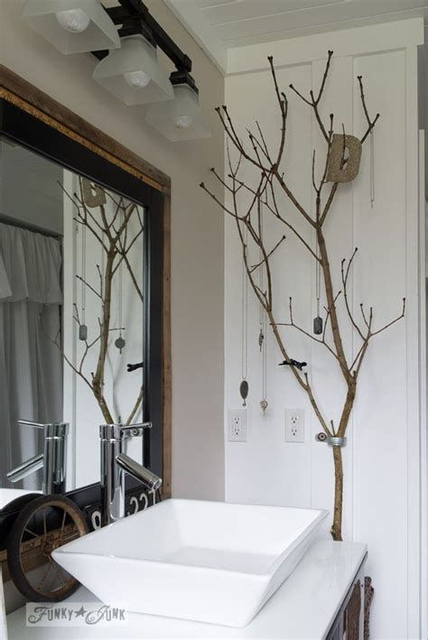 tree branch home decor diy projects using branches and twigs funky junk interiors