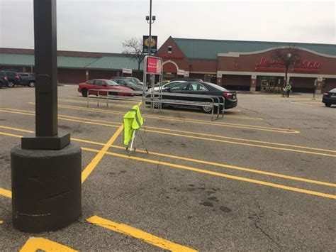 dead goat found with head severed at jewel osco parking