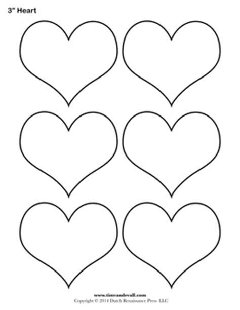 printable card hearts template blank templates printable shape pdfs