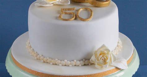 Hochzeitstorte 50 Jahre by Hochzeitstorte Zur Goldenen Hochzeit Tortenschlaraffenland