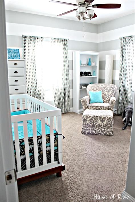 Baby Boy Nursery Decorating Ideas Baby Boy Bedroom Ideas