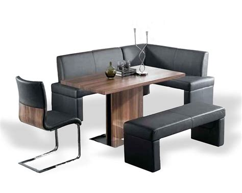 Corner Dining Set With Chairs Amadeo Corner Dining Set Arl 2 Modern Dining