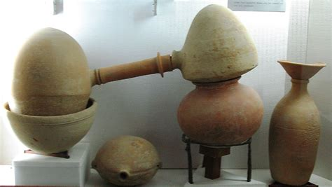 Invention of the Pot Still