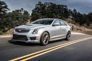 Cadillac Ats V 2015 2016 Cadillac Ats V Reviews And Rating Motor Trend