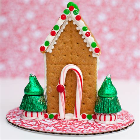simple gingerbread house designs alternate gingerbread house ideas popsugar moms
