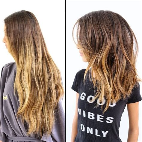 when to trim hair for thickness 2015 20 photos avant apr 232 s coupe cheveux bobs my hair and