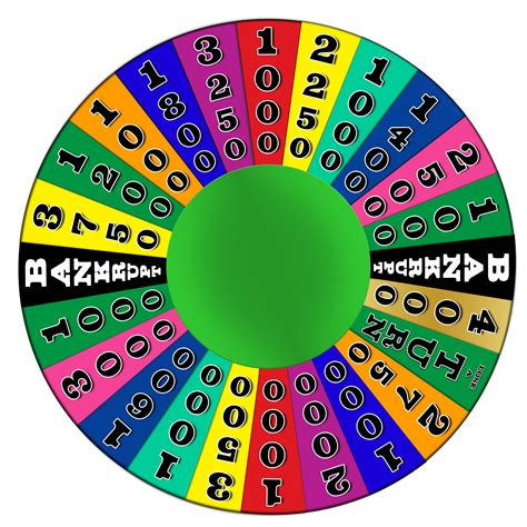 wheel of fortune template file wheeloffortune2 png