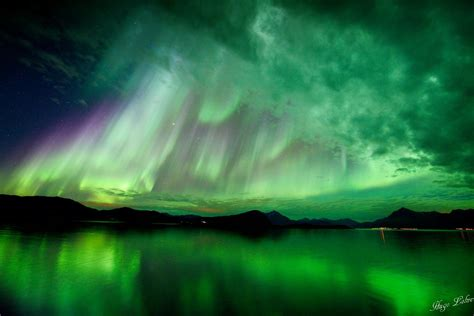 Nothern Lights by Northern Lights May Brighten Utah Sky Upr Utah Radio