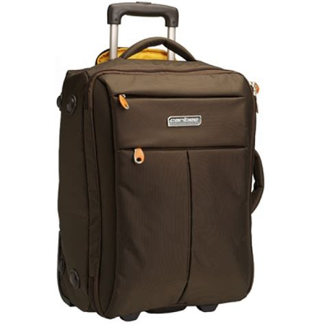 cabin luggage suitcase caribee city flyer 19 quot suitcase cabin luggage