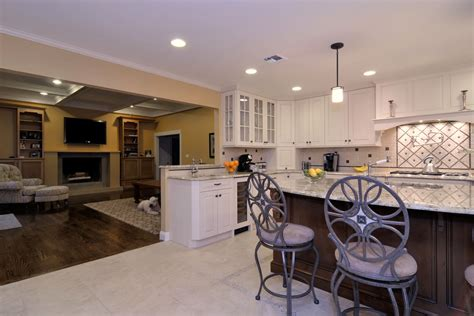 Kitchen Great Room Designs Great Room Design Ideas Kitchen Renovation Sands Point Ny