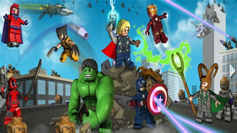 lego marvel super heroes 2 wallpapers images photos lego marvel super heroes gaming wallpapers xcitefun net