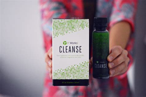 Detox Cleanse For Test by Cure Detox Cleanse It Works Les Caprices D Iris