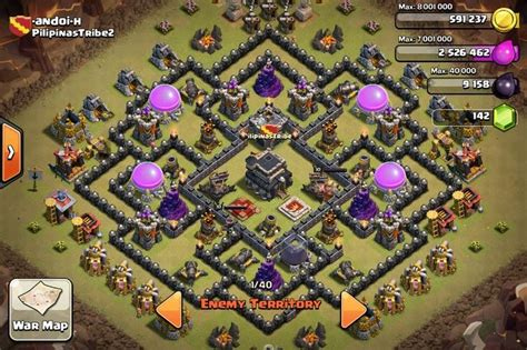 cara layout editor coc war base clash of clans tips and layouts