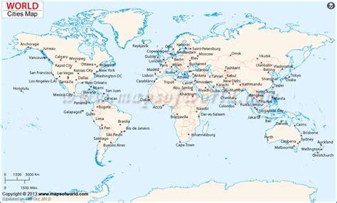 distance between major cities of the world city maps map of major cities of the world