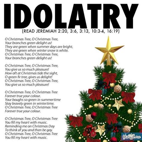 define christmas tree in bible let us learn from israel on appropriate displays us message board political