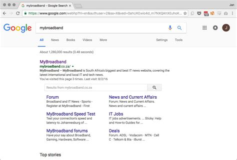Search Za Testing New Material Design On Search Page