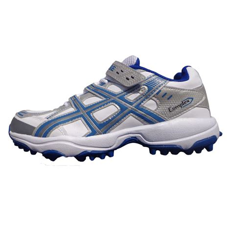 cricket shoes pro ase stud cricket shoes white and blue buy pro ase