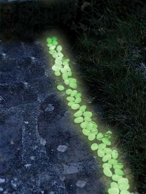 glow rocks garden best 25 glow stones ideas on diy resin bar top table and stones for driveway