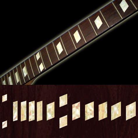 Sticker O Adhesivos by Inlays Stickers Adhesivos Para Guitarras Y Bajos 3 850