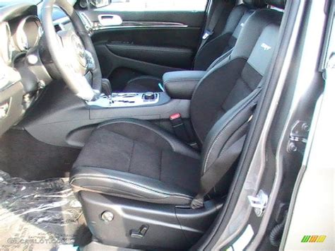 2013 Jeep Srt8 Interior Srt Black Interior 2013 Jeep Grand Srt8 4x4 Photo