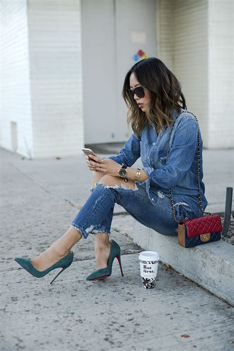 Lulaby Denim 78 best images about song of style on boyfriend blazer new york fashion and song of