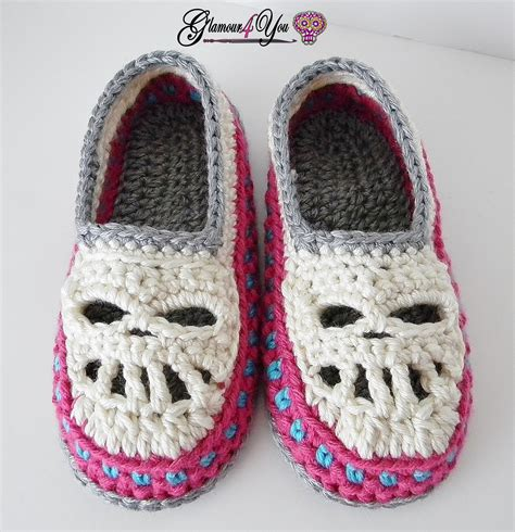 skull slippers skull slipper shoes sizes