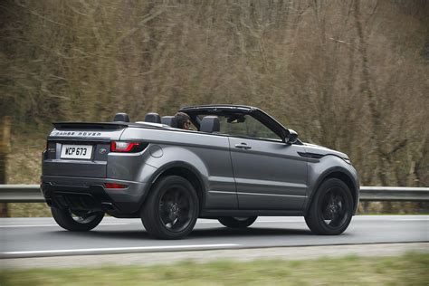 land rover specifications 2017 range rover evoque convertible pricing and
