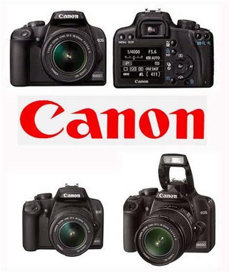 Kamera Canon D1000 spesifikasi dan harga canon d1000 di jakarta