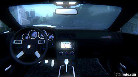 2010 dodge quinton rage jackson challenger srt8 gtainside gta mods addons cars maps skins and more