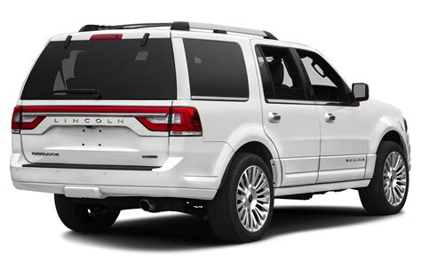 2016 lincoln navigator price photos reviews features