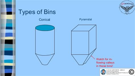 new design criteria for hoppers and bins episode 38 bin and hopper design