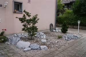 steingarten anlegen gestalten gartens max