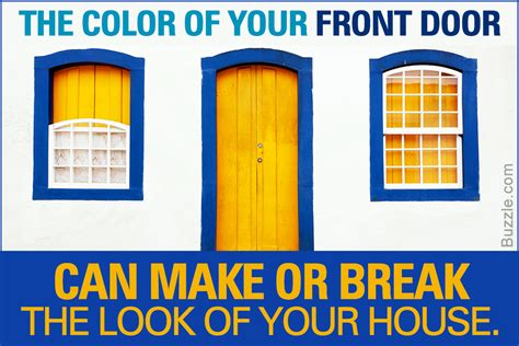how to choose front door color tips on how to choose the perfect front door color for