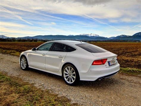 Audi A6 245 Ps Test by Audi A7 Sportback 3 0 Tdi 245 Ps Quattro Testbericht