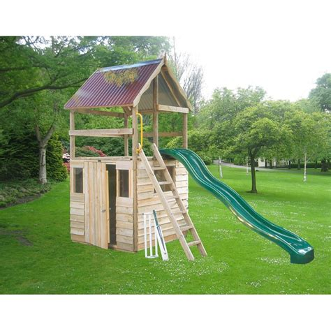 cubby houses outdoor playhouses  bunnings warehouse