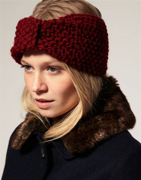 17 Wearing Headbands by 17 Best Images About Crochet Knit Headbands On