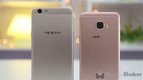 Samsung Oppo F1s samsung galaxy c5 vs oppo f1s review comparison philippines specs price release 5