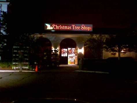 christmas tree shop cape cod boston photo alex lau