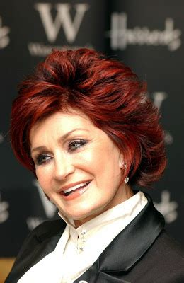 redken sharon osborn red hair color sharon osbourne is always recognizable with her vivid red